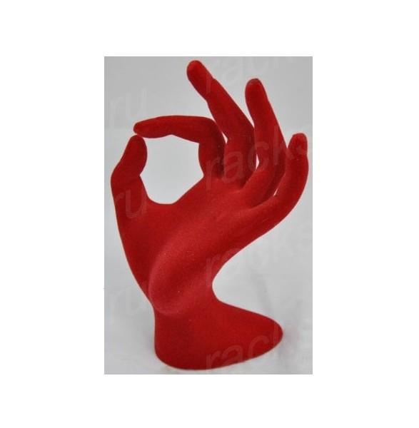 Подставка-рука для демонстрации колец, арт.V095