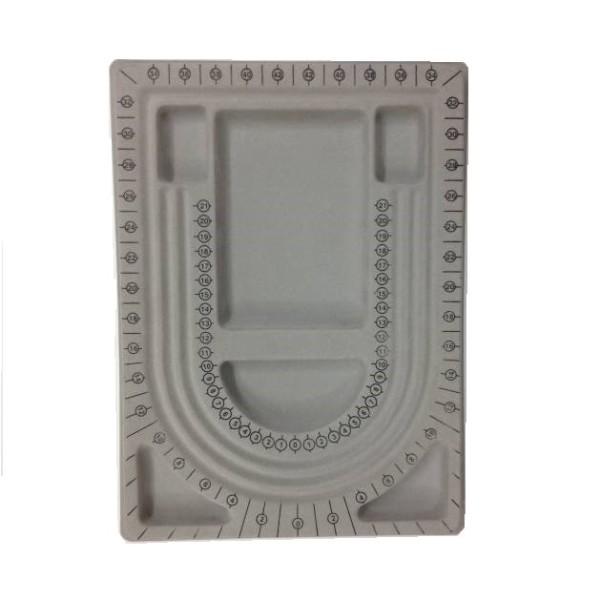 Органайзер для перенизывания бус, арт.E01