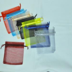 Подарочный мешок из органзы, арт.M05