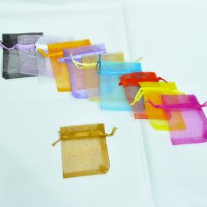 Мешочки из органзы, арт.M02