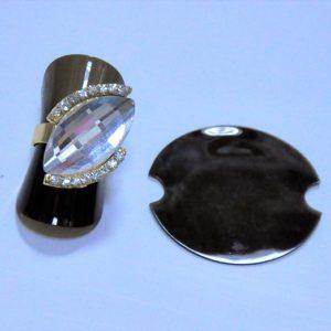 Подставка под кольцо, цена указана за 10 ШТ.