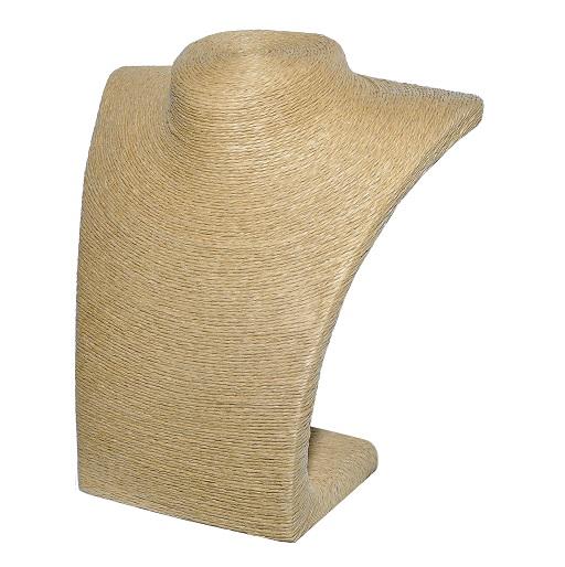 Шея из плетенной соломы, арт.B00601