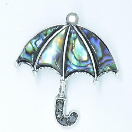 "Брошь ""зонт""."