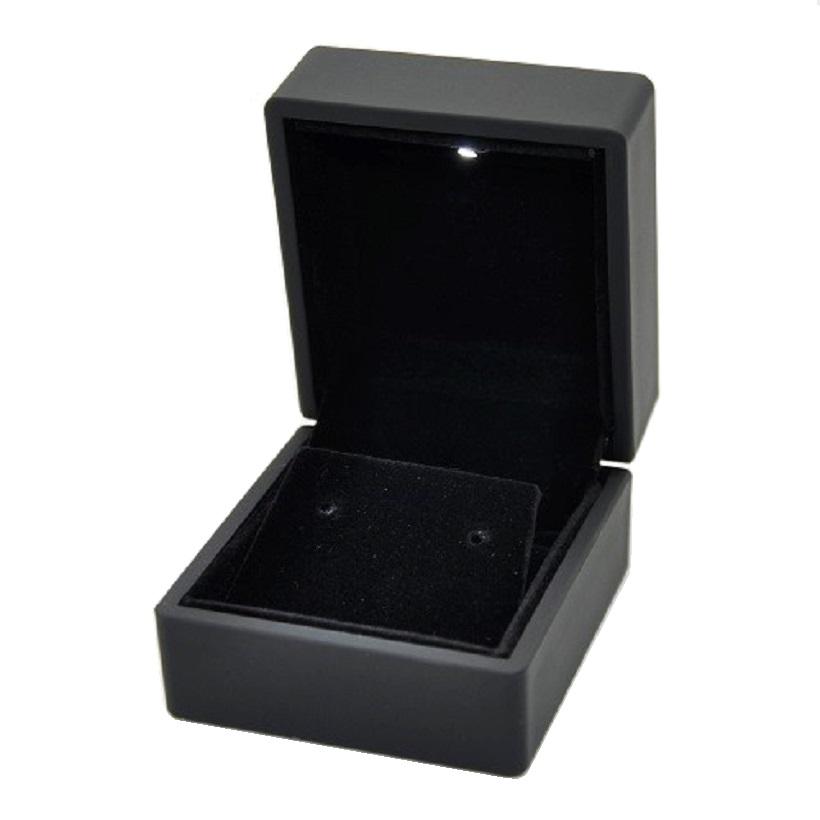Футляр с подсветкой под серьги, цена указана оптовая