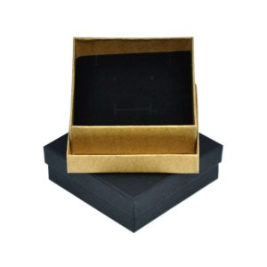 Футляры картона, под серьги с кольцом, цена указана за 12 шт.