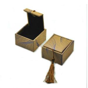 Футляр с косичкой под кольцо, цена указана за 12 шт.