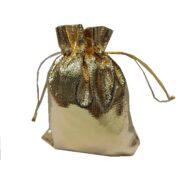 Мешочки из парчи для украшений, цена указана за 100 шт. арт.M13