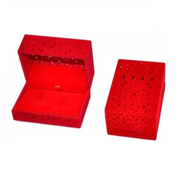 Футляр под 2 кольца или серьги, цена указана за 6 шт.