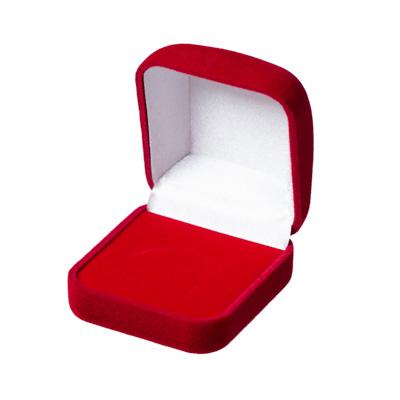 Футляр под серьги с кольцом, цена указана за 12 шт.