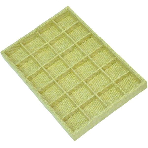Планшет с 24 ячейками для брошей и подвесок, арт. PL520