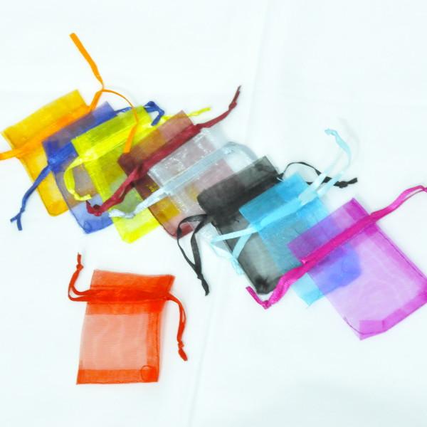 Подарочный мешок из органзы, цена указана за упаковку 100 шт.