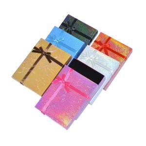 Футляры картонные под колье, арт.K252