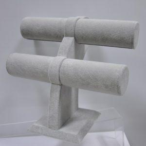 Двухъярусная подставка под браслеты, арт.V-123