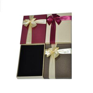 Картонные коробки для украшений