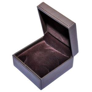 Футляр с подушкой из экокожа под часы и браслеты, цена указана за 3 шт.