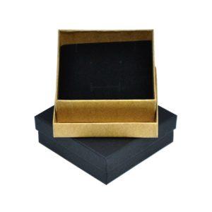 Футляры из картона, под серьги с кольцом, цена указана за 12 шт.