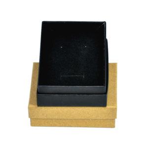 Футляр из  картона под брош и гарнитуры, цена указана за 12 шт.