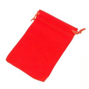 Мешочки из бархата для украшений, цена указана за 100 шт.